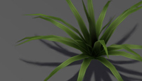 Modeling Low-Poly Foliage